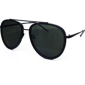 Accessories - Black aviator sunglasses